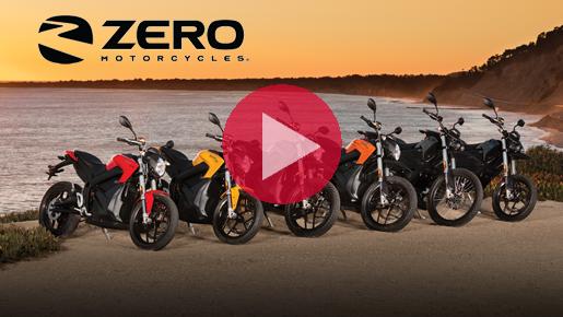 Nueva gama Zero Motorcycles 2017