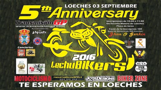 LECHUBIKERS 2016