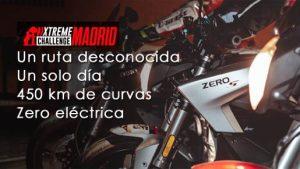 Autonomía máxima en moto eléctrica