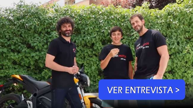 Ver entrevista XR Motos
