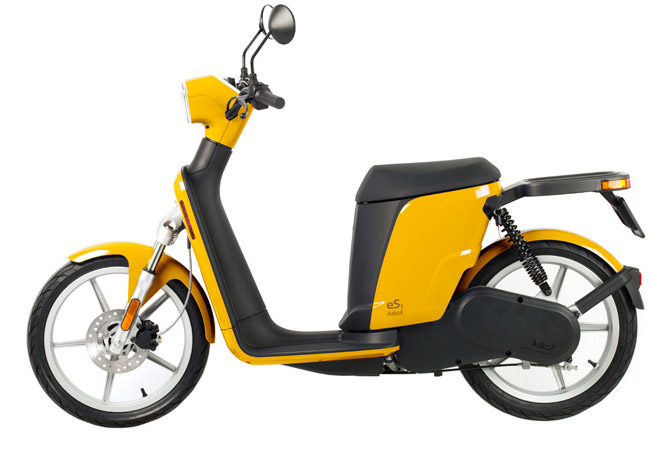 Scooter eS1 Askoll