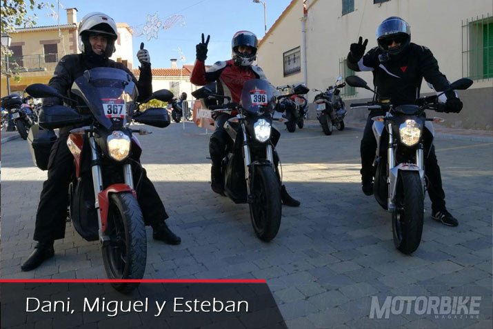 Motos eléctricas en Xtreme Challenge