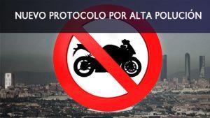 Limitaciones entrada Motos en Madrid