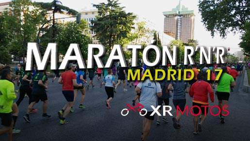 Maratón-Madrid-Motos-Eléctricas