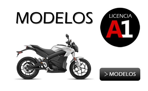 Motos eléctricas carnet de coche
