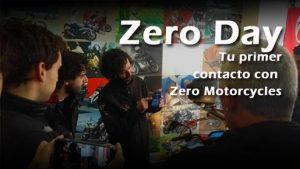 Probar Zero Motorcycles Madrid