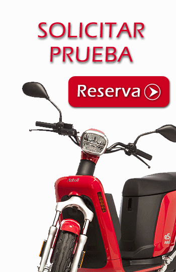 Prueba una scooter eléctrica Madrid