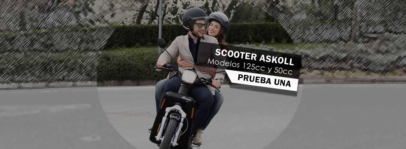 -Scooter-Askoll-Prueba