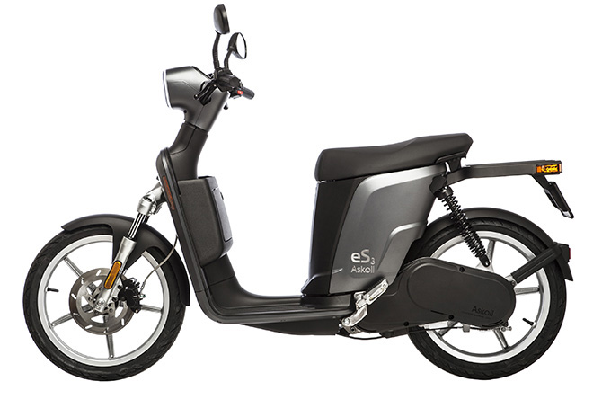 Scooter Askoll eS3 125cc