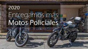 Torrelodones-Compra-Motos-eléctricas-Policía