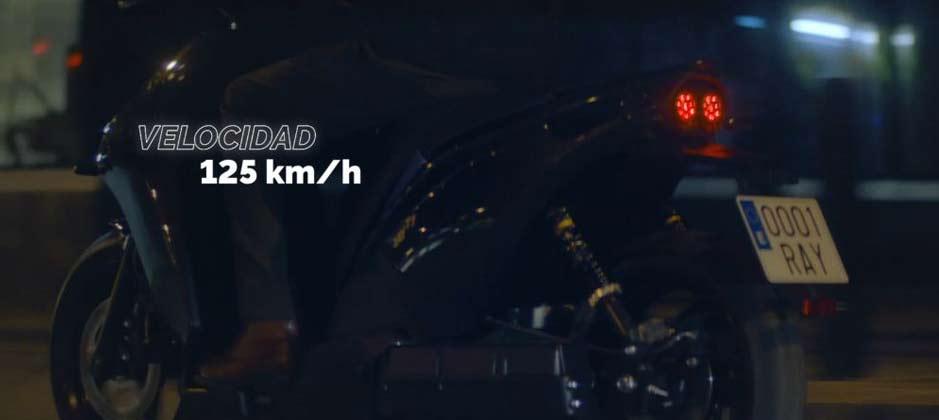 Velocidad Punta Ray 7.7