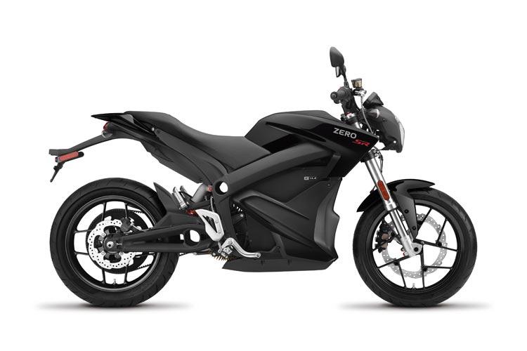 Modelo Moto eléctrica Zero SR 14.4